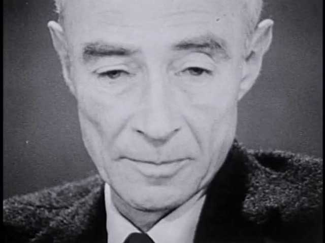 "Oppenheimer Quote Custom Trinity Remembered  Jrobert Oppenheimer ""Now I Am Become Death."""